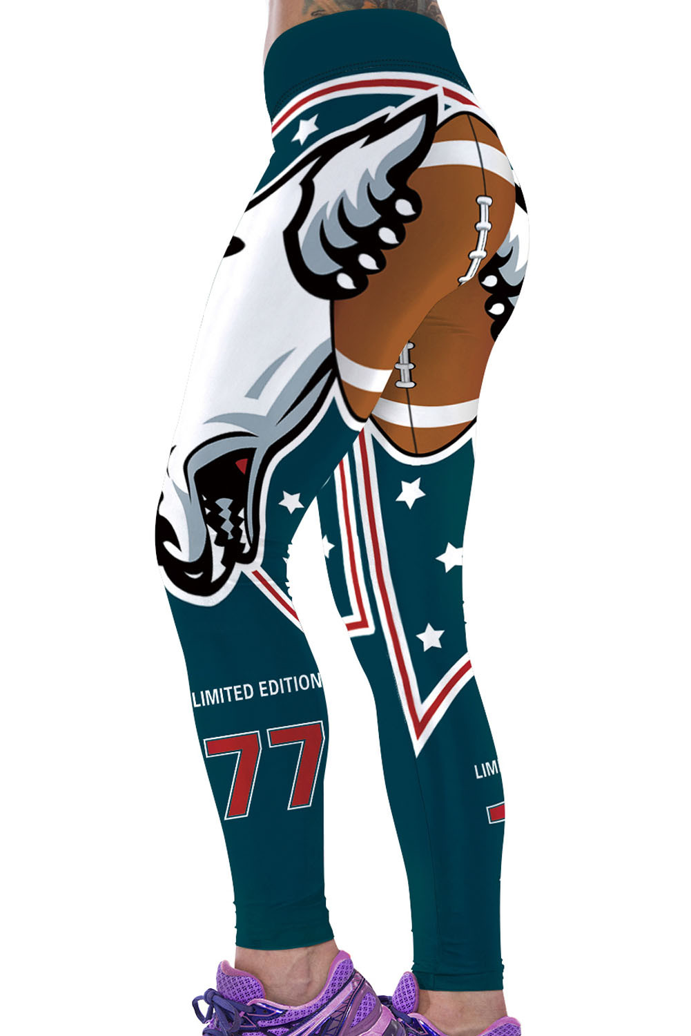 CL515 Leggings sport Columbus Wardogs NFL