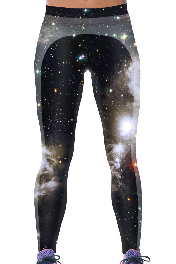 CL530 Colanti sport tip leggings Miraculous Galaxy World