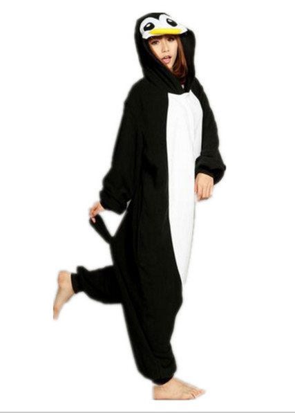 G457-1122 Pijama intreaga kigurumi, model pinguin