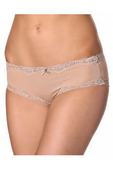 Boxeri - Hipsters - TPH1371-155 Chilot hipster cu aplicatii din dantela Brief Micro and Lace Hipster