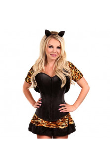 Animalute - W490-99 Costum tematic Halloween -  Lavish Tigress